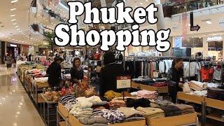 Phuket Thailand Shopping: Phuket Shopping Centres, Markets, St…