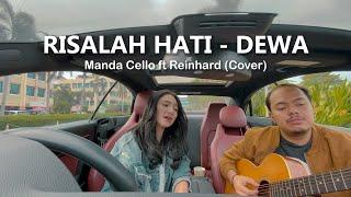 RISALAH HATI - MANDA CELLO ft REINHARD (COVER)