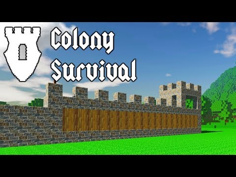 Colony Survival - Minecraft and Beyond - Let