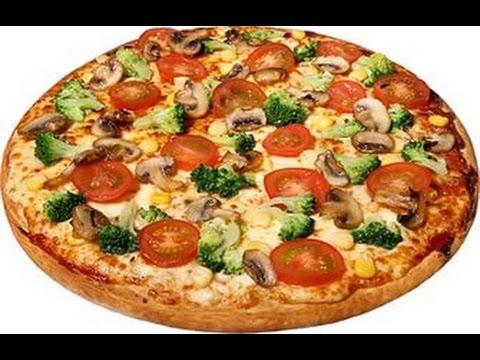 пиццы как ташире Рецепт в