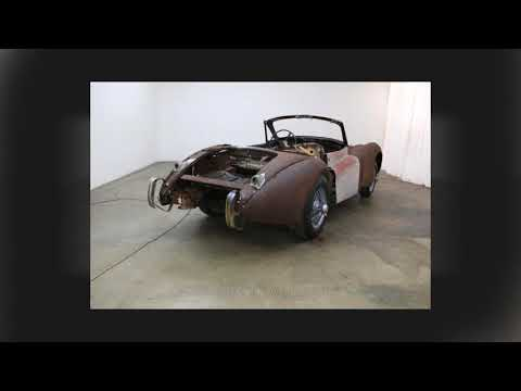 1953 Jaguar XK120 Drop Head Coupe
