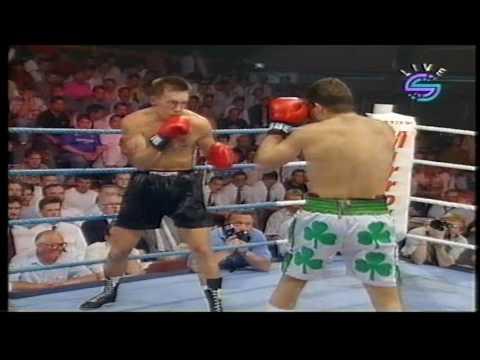 Eamonn Loughran vs Marty Duke