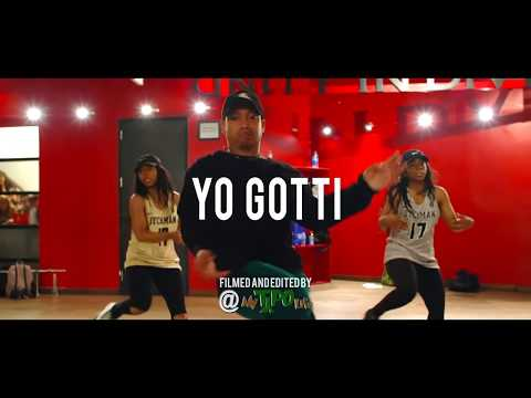 Yo Gotti , Mike Will Made-It - Rake It Up ft Nicki Minaj Choreography by: Hollywood