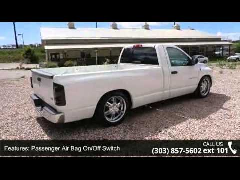 2006 dodge ram 1500 st long bed 2wd central autos cas youtube