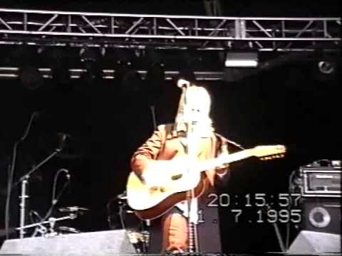 Mike Peters   High T in the Park 01/07/95