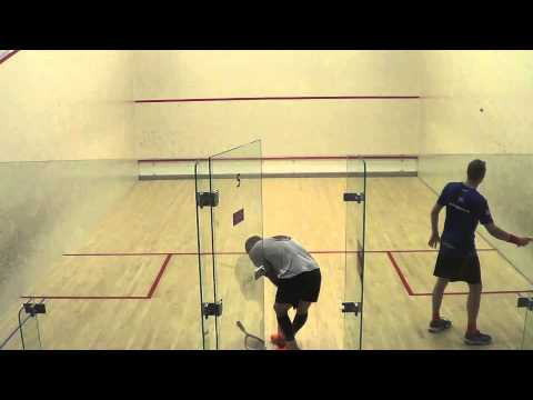 MIT Squash Exhibition