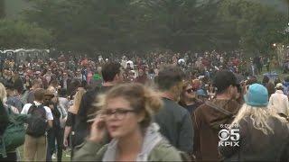 Thousands Of Outside Lands Fans Get A Taste Of SF's Cold Summer