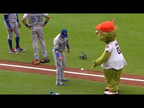 Jose Bautista vs. Astros