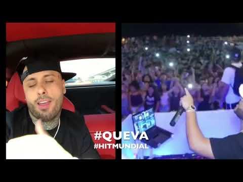 "Alex Sensation ""Que Va"" Live"