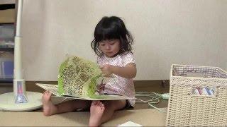 読書というより、親から聞いた内容を適当に言っているだけですが・・・。