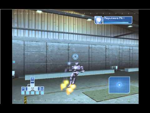ironman ps2 part 2 fly like a bird Game  Play Jugando