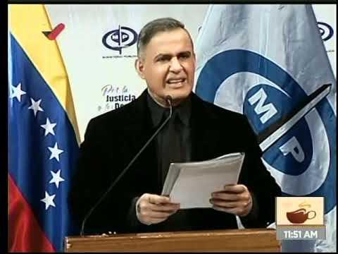 Fiscal General de Venezuela desarticula bandas que hacían estafas y fraudes en redes sociales
