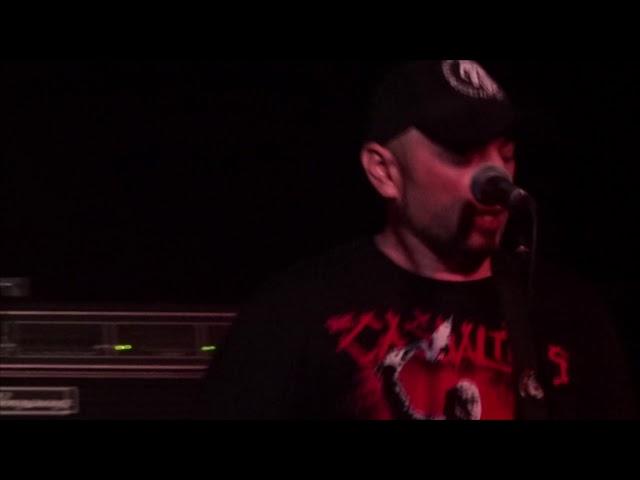 Смотреть видео Confront Stage  —  Brainwash for war (Live 30 05 2018, клуб Zocolo, СПб)