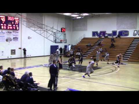 Modesto Junior College vs. Mendocino College Men's Basketball FULL GAME 12/18/15