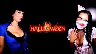 Halloween w Klubie Klimat Bielsko Biała - Pójdzie w Cycki