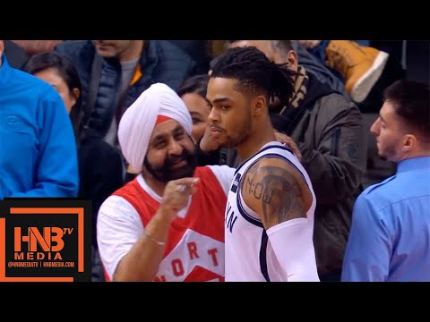 Toronto Raptors vs Brooklyn Nets 1st Qtr Highlights | 02/11/2019 NBA Season