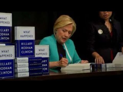 will-clinton-s-book-help-or-hurt-democrats-going-forward