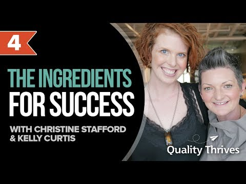 The Ingredients for Success  Insight from Christine Stafford and Kelly Curtis