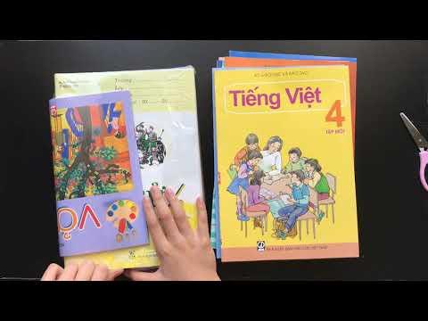 Review giới thiệu bộ sách giáo khoa lớp 4 | PA channel