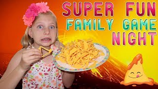 Exploding Nachos!! Boom Blast Stix || Family Game Night