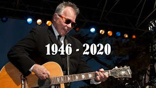 John Prine (1946 - 2020) at Hardly Strictly Bluegrass
