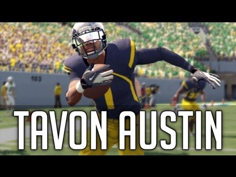 Tavon Austin - Big Play Potential But Top 10 Material?