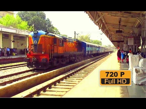 [IRI] Gwalior Station skipped  by Gooty Alco With Students Special train