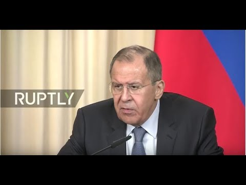 LIVE: Lavrov meets Bangladeshi FM in Moscow: joint press conference