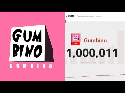 Download Youtube: What will I do at 1 million subscribers? - Gumbino Q&A