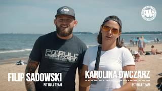 KSW 44 Pudzianowski vs Bedorf Backstage Pit Bull West Coast
