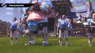Blood Bowl 2 Gameplay [PS4] - First 15 minutes
