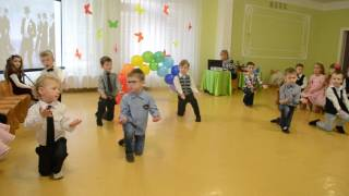 Замечательный танец мальчиков Утренник 8 Марта в детском саду