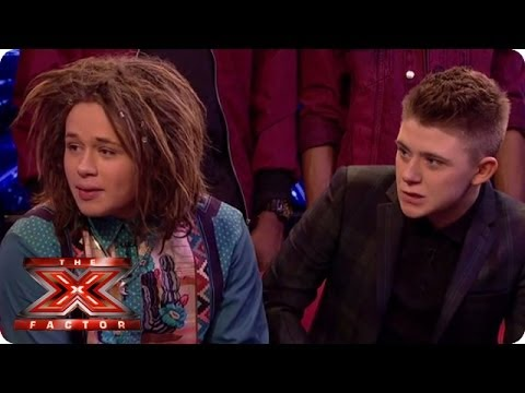 Luke and Nicholas discuss THAT Louis Walsh interview - Live Week 7 - The Xtra Factor 2013