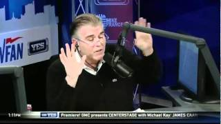 WFAN's Mike Francesa Threatens to Stop Talking About the Mets.
