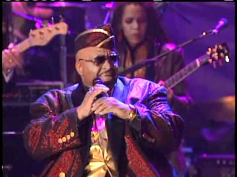 Solomon Burke performs Rock and Roll Hall of Fame Inductions 2001