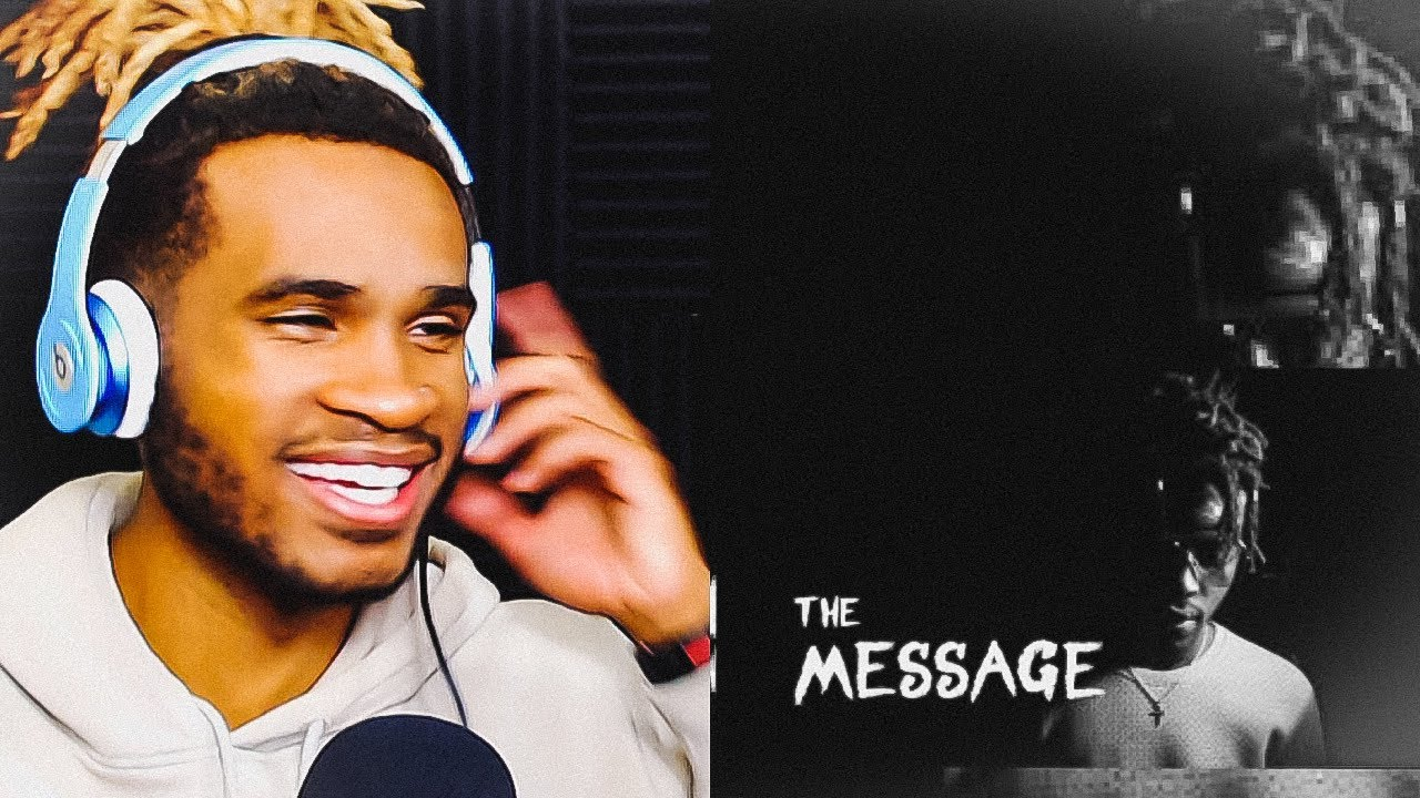 Download FLAME - THE MESSAGE | REACTION VIDEO