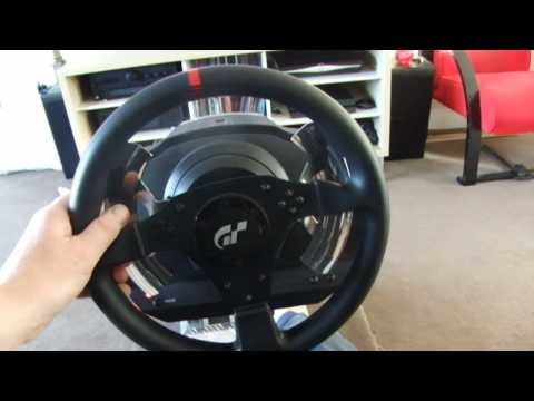 thrustmaster t500rs rattle ps4 youtube. Black Bedroom Furniture Sets. Home Design Ideas