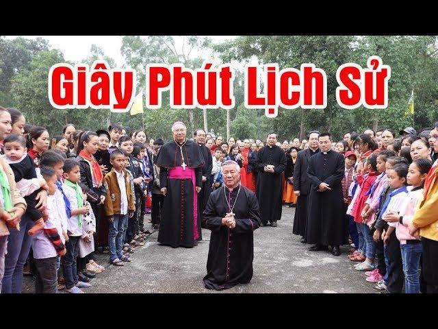 Giáo Phận Vinh Nô Nức Đón Chào Đức Tân Giám Mục Anphongso Nguyễn Hữu Long