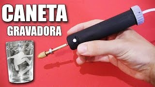 Como Fazer # Caneta Gravadora (Vidro, Metal, ... ) thumbnail