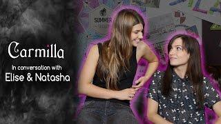 Carmilla | In Conversation with Elise Bauman & Natasha Negovanlis