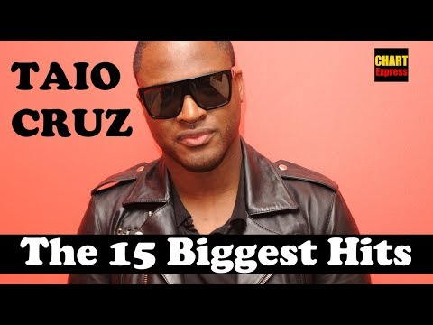 Taio Cruz - The 15 Biggest Hits | Best Of | ChartExpress
