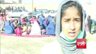 Jawzjan Girls Boost Awareness Around Natural Disasters