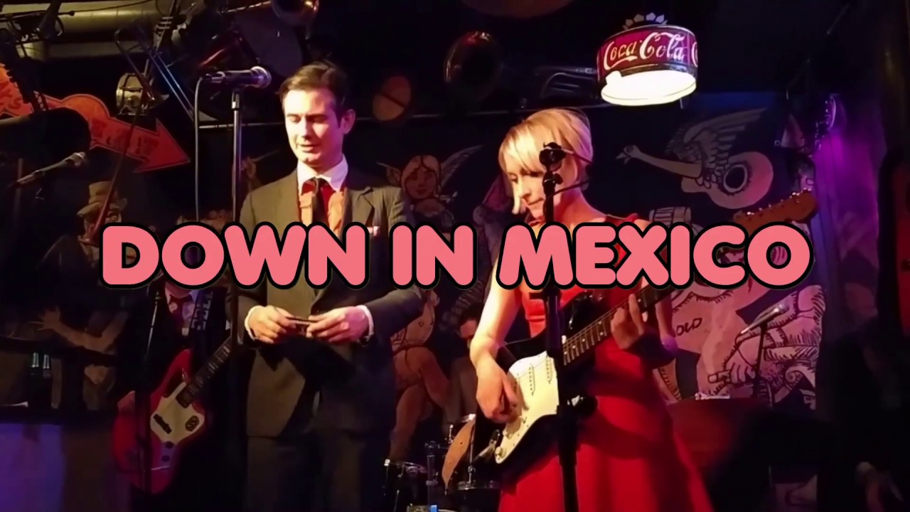 The Mad Men Band - Down in Mexico (cover The Coasters ...