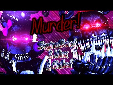SFM| Slaughter Of The Hallucinations |Murder! - Original Rap w/BoyinaBand, Minx & Chilled