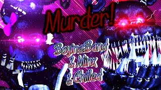 SFM| Slaughter Of The Hallucinations |Murder! - Original Rap w/BoyinaBand, Minx & Chilled
