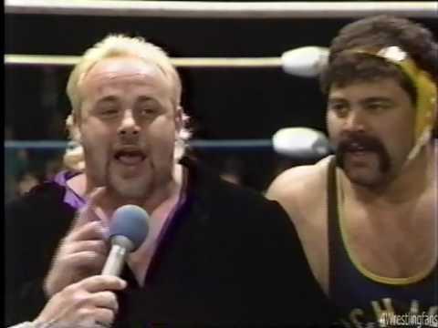 NWA World Championship Wrestling 3/19/88