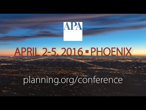 National Planning Conference (Phoenix - 2016)