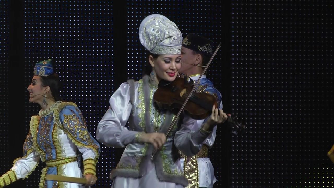 Государственный ансамбль фольклорной музыки РТ - Ярмэк ...