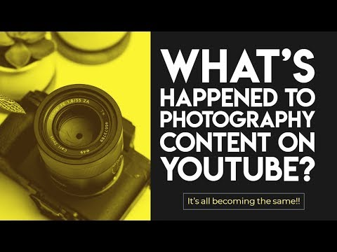 Photography content on  is a mess controlled by PR Agency&39;s Manufacturers and Camera Stores