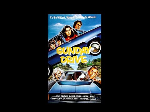 Digitized Disney's Sunday Drive - Full movie (UK VHS w/ Carrie Fisher)